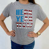 Heck Yeah Texas Tee - Suede Boutique  - 2