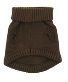 Doggie Brown Bone Sweater - Suede Boutique  - 3