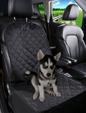 Doggie Front Seat Dog Cover