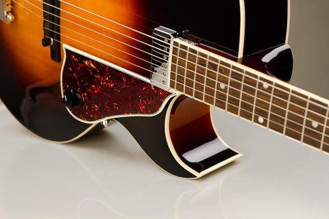 the loar lh 650 archtop electric guitar the loar store. Black Bedroom Furniture Sets. Home Design Ideas