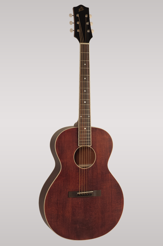 The Loar LH-204-BR Guitar Brownstone