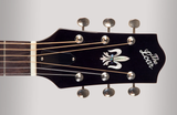 The Loar LO-16 Guitar Black