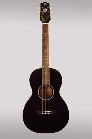 The Loar LO-216-BK Guitar Black