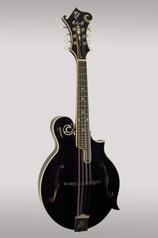 The Loar LM-600-BK Black Mandolin