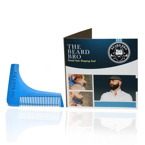 The Beard Bro Tool & Pumpkin Spice Scented Beard Oil Combination