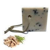 Cedarwood & Tea Tree Man Soap. Body & Beard Soap PRODUCT DETAILS 5.8 oz (164 g) bar No parabens, sulfates, or phthalates Cruelty-free Made in the USA. MAN SOAP FOR SHAVING, BEARD AND BODY