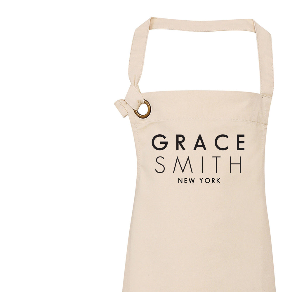 Personalised Apron | Aprons for Women