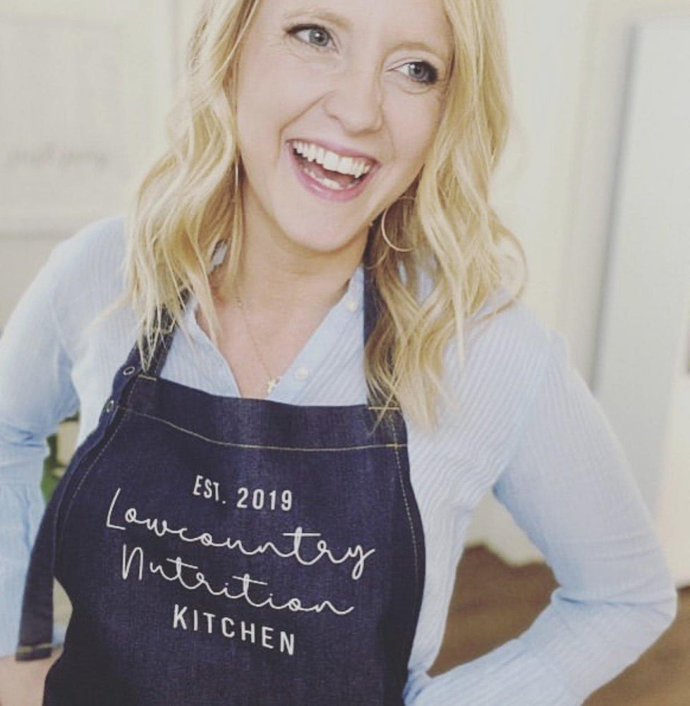 Personalised Aprons for Women | Kitchen Apron | Personalized Apron | Denim Apron | Gift ideas for Bakers | Gift ideas for Chefs - Glam and Co