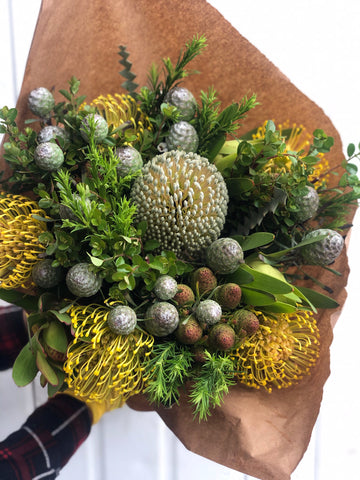 Yellow Jubilee Bouquet