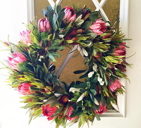 Harvest Heaven Wreath