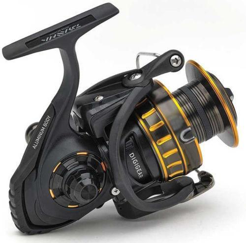 Daiwa BG Series Reel