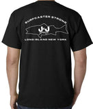 "J&J Sports ""Surfcaster Strong""  Short Sleeve T-Shirt"