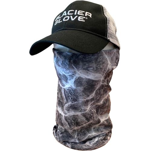 Glacier Glove Universal Face Shield -Gray Camo