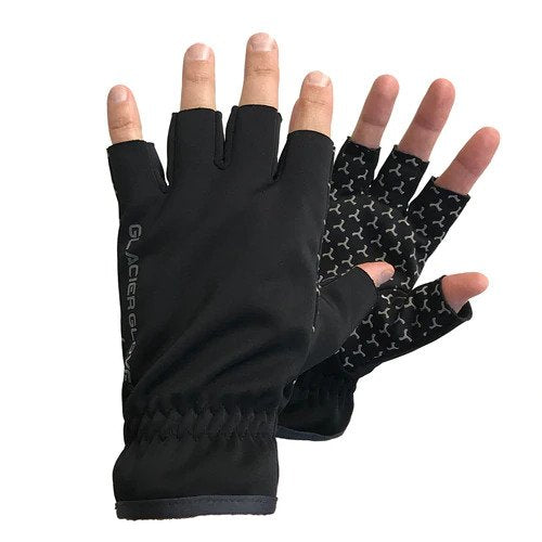 Glacier Glove Cold River FINGERLESS/Windproof Fleece/Polyurethane Palm