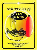 STRIPED BASS RIG WITH MUSTAD HOOKS AND FLOAT - JJSPORTSFISHING.COM