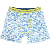 Fishway Tackle Boxer Brief- Vapor