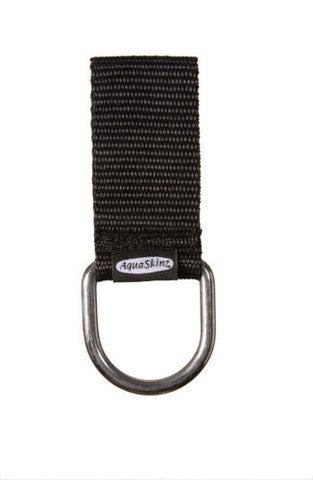 Aquaskinz Stainless Steel D-Ring For Wader Belt