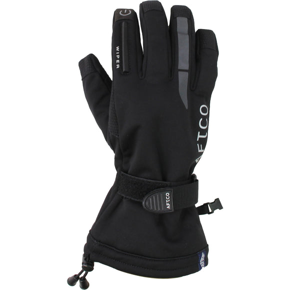 HYDRONAUT GLOVES BLACK