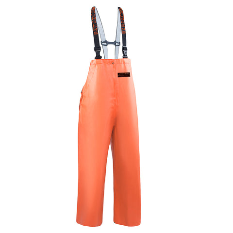 HERKULES 16 COMMERCIAL FISHING BIB PANTS Orange
