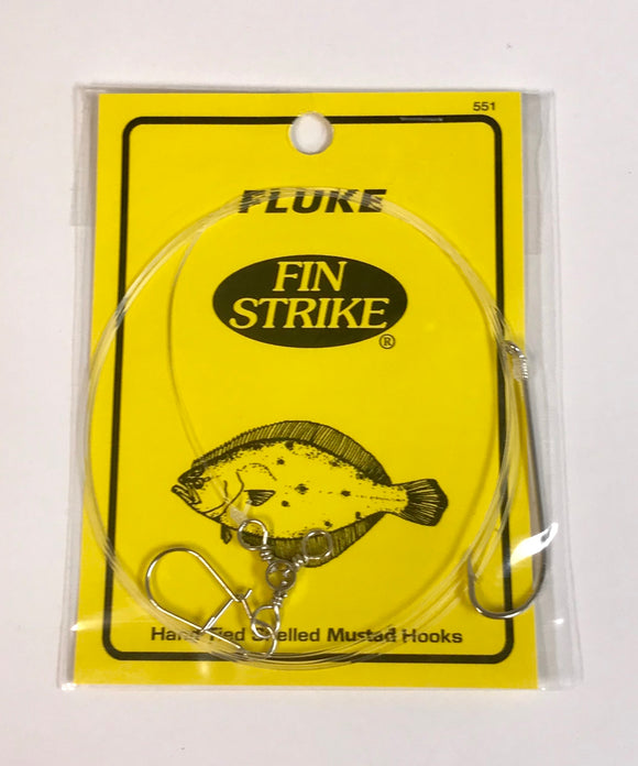 FIN-STRIKE FLUKE RIG MODEL 551