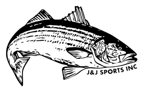 J&J Sports Decal-Sticker