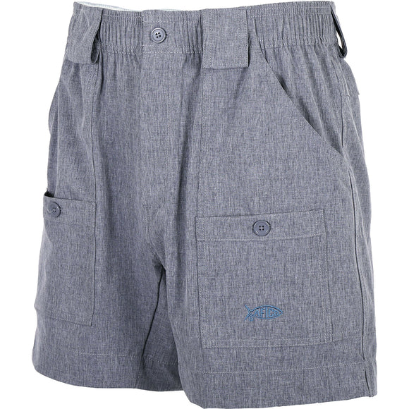 AFTCO STRETCH ORIGINAL FISHING SHORTS NAVY