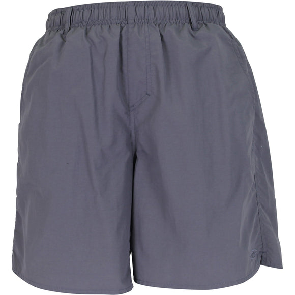 MANFISH SWIM TRUNKS CHARCOAL