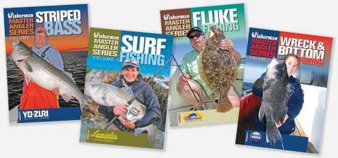 The Fisherman Library: Surf Fishing Volume 1