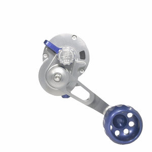SEIGLER LG (LARGE GAME LEVER DRAG REEL) BLUE