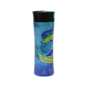 TRAVEL MUG 16OZ SS - DORADO