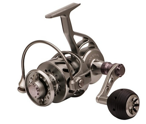 Van Staal VR125 Bailed Series Spinning Reel w/FREE BRAID