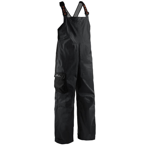 Grundens Gage Weather Watch Waterproof and Breathable Bib Trousers Black