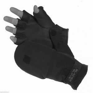 Glacier Glove Alaska River FLIP MITT/ G-Tek Fleece/ Neoprene Palm