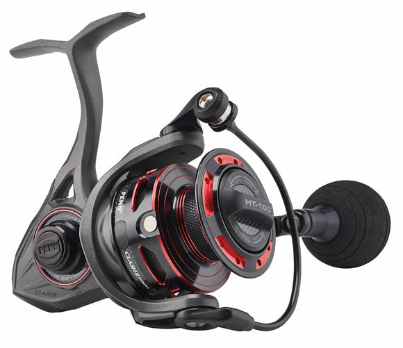 NEW-Penn Clash II Spinning Reel High Speed