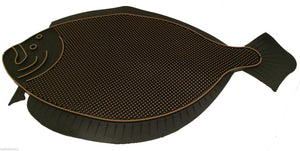 Doormat Fluke (Summer Flounder) Mat for Boat or Home