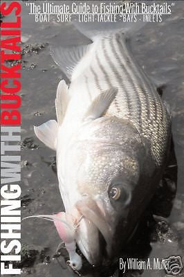 "Fishing With Bucktails Book by William ""Doc"" Muller"