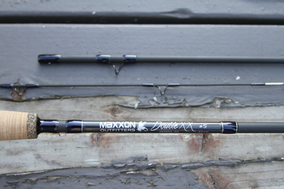 Maxxon Double XX Series Fly Rod 9ft 8Wt.
