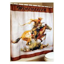 SHOWER CURTAIN - WINCHESTER