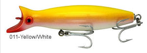 Super Strike Little Neck Swimmer  2-3/8oz Yellow/White