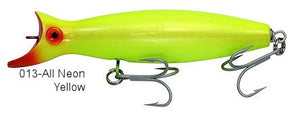 Super Strike Little Neck Swimmer  2-3/8oz Neon Yellow