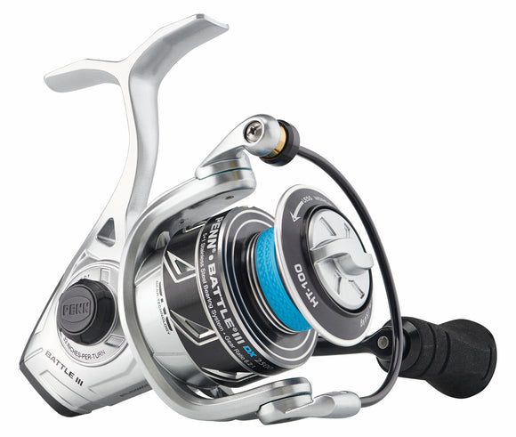 NEW- Penn Battle III DX Spinning Reels