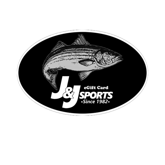 JJSPORTSFISHING.COM Digital eGift Card