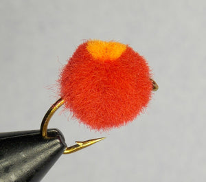 Egg Glo Bug - Red ( Size 12)