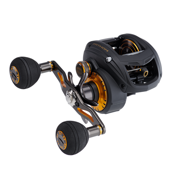 NEW- Penn Fathom Low Profile Reel