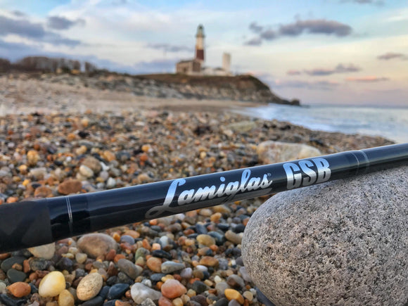 Lamiglas GSB Surf Rod Series-2 Piece Moderate Action Rods