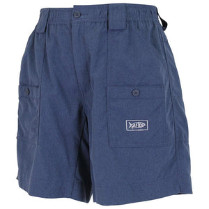 HEATHER ORIGINAL FISHING SHORTS NAVY