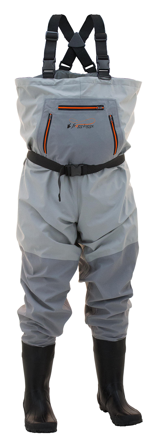 HELLBENDER™ BOOTFOOT CHEST WADERS (CLEATED)