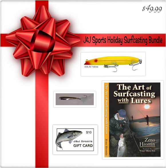 J&J Sports Holiday Surfcasting Bundle