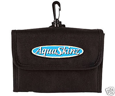 Aquaskinz Leader Wallet For Surfcasting or Fly Fish