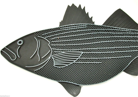 Striped Bass Floor/Door Mat